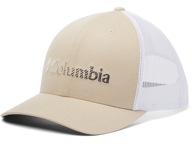 Columbia Mesh Snap Back Czapka, fossil/white/shark